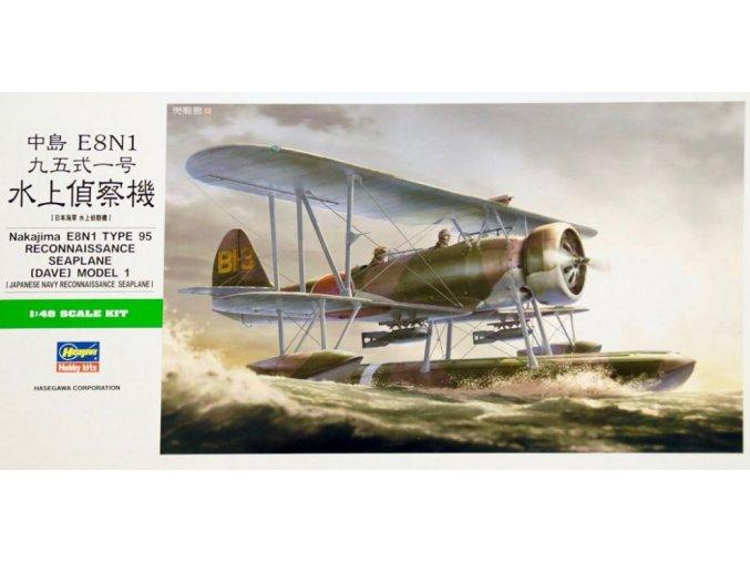 Hasegawa Nakajima E8N1 Type 95 1:48 19197