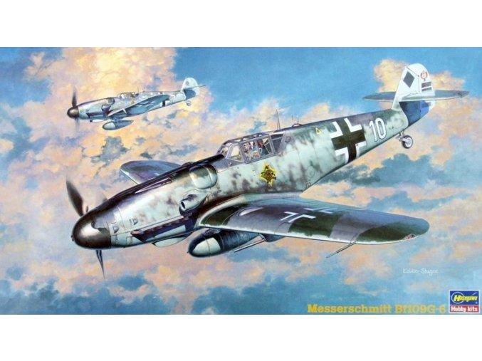 Hasegawa Messerschmitt Bf109G-6 1:48 09147