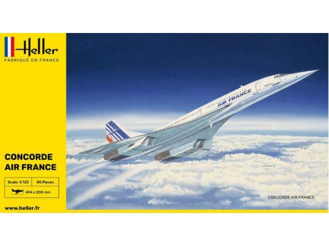 Heller Concorde 1:125 80445