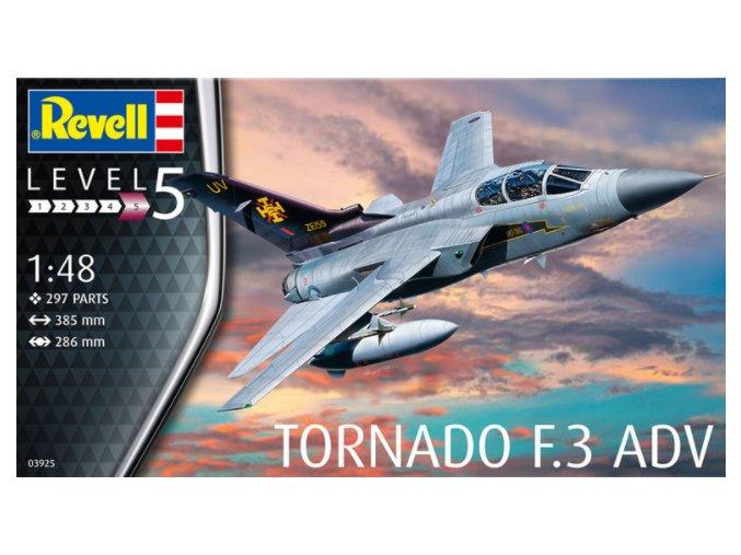 Revell letadlo Tornado F.3 ADV 1:48 03925