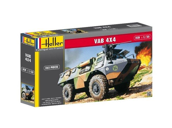 Heller VAB 4x4 Transport 1:35 81130