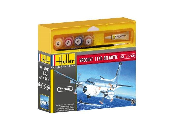 Heller Breguet 1150 Atlantic model set 1:200 49072