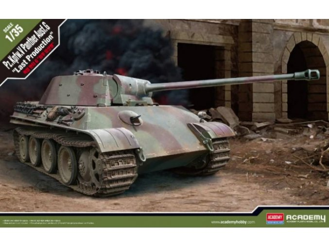 Academy Pz.Kpfw.V Panther Ausf.G 1:35 13523