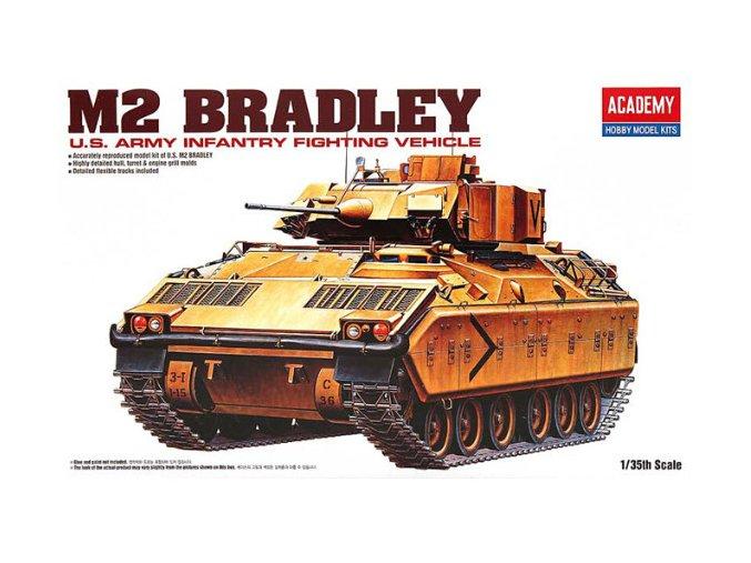 Academy M2 Bradley IFV 1:35 13237