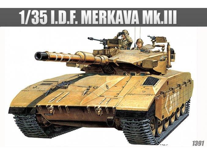 Academy Merkava Mk.III 1:35 13267