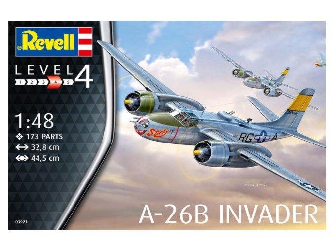 Revell letadlo A-26B Invader 1:48 03921