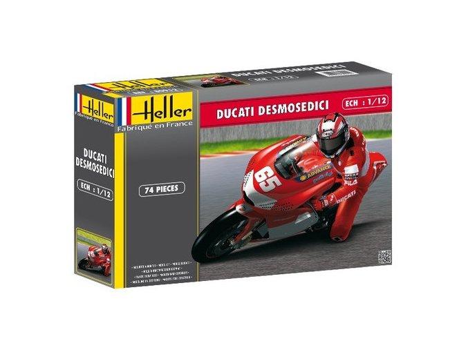 Heller Ducati Desmosedici 1:12 80912