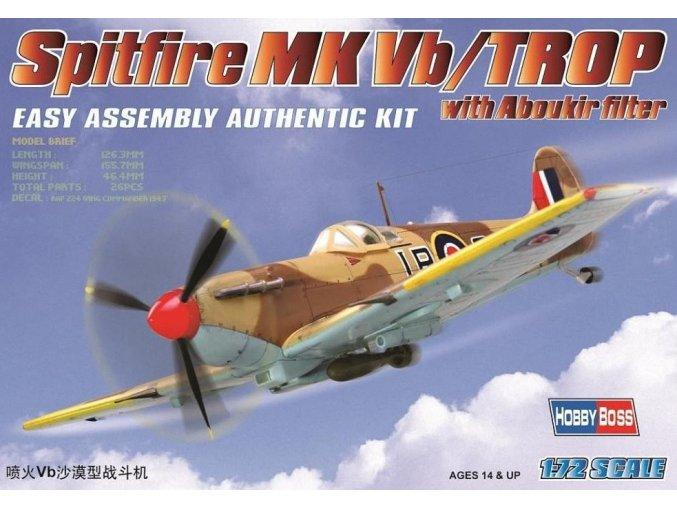 Hobby Boss Spitfire MK.Vb TROP 1:72 80214
