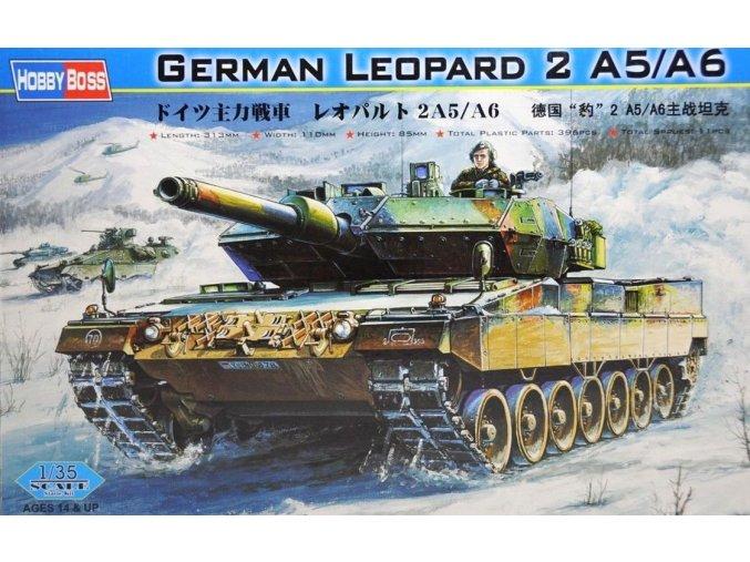 Hobby Boss German Leopard 2 A5/A6 1:35 82402