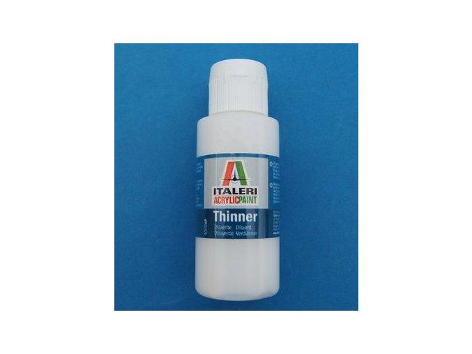 Italeri Thinner 5049AP 60 ml - ředidlo do akrylových barev