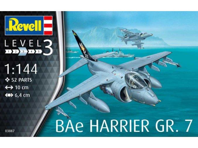 Revell BAe Harrier GR.7 1:144 03887