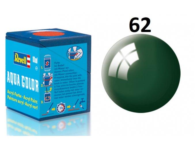 Revell barva akrylová - 36162: lesklá zelenomodrá (sea green gloss)
