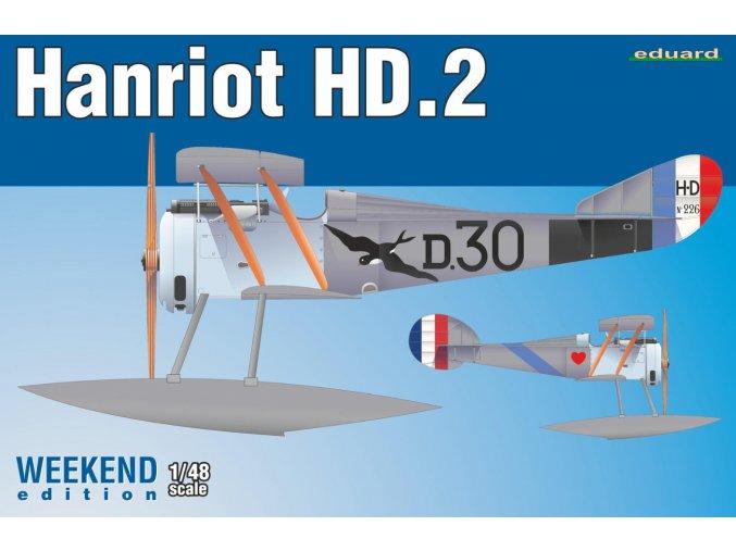 Eduard Hanriot HD.2 1:48 8413