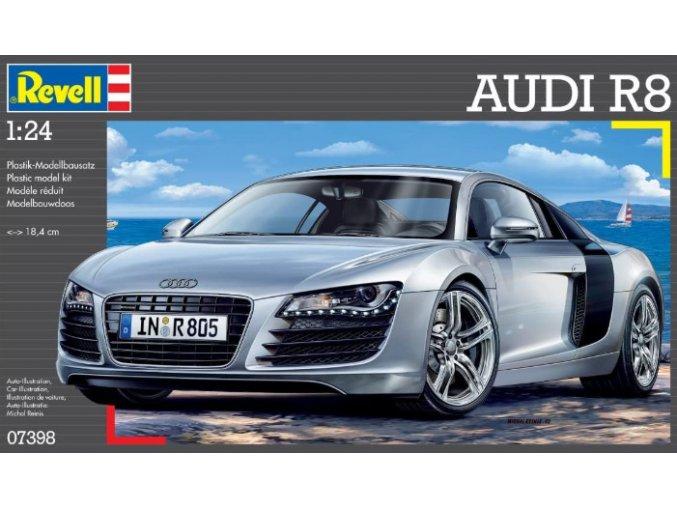 Revell Audi R8 1:24 07398