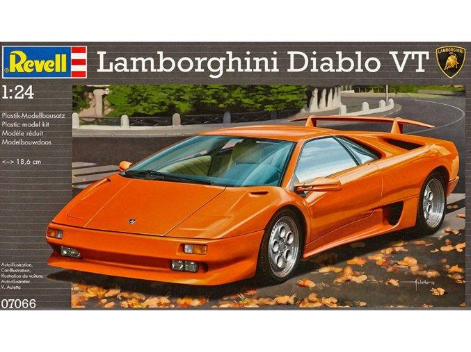Revell Lamborghini Diablo VT 1:24 07066