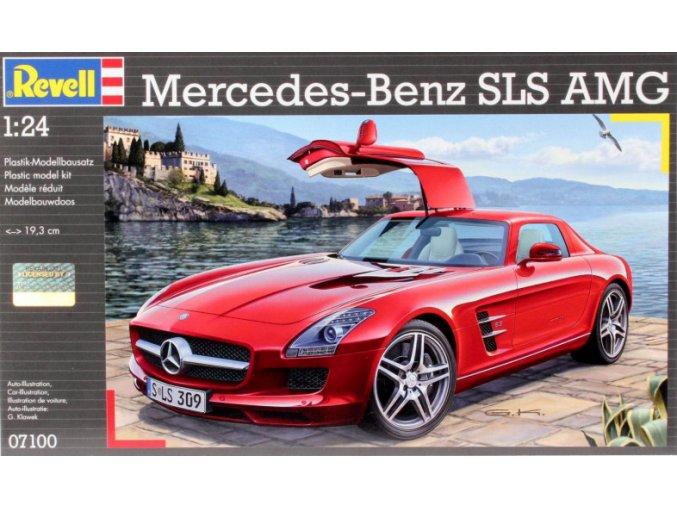 Revell Mercedes SLS AMG 1:24 07100