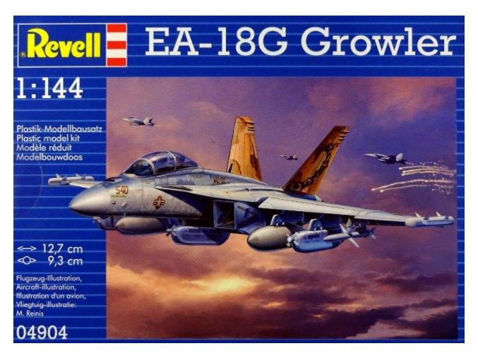 Revell letadlo EA-18G Growler 1:144 04904