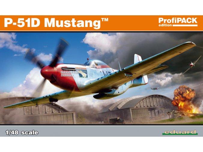 Eduard P-51D Mustang 1:48 82102