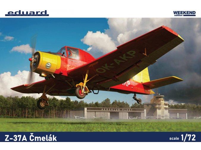 Eduard Z-37A Čmelák 1:72 7456