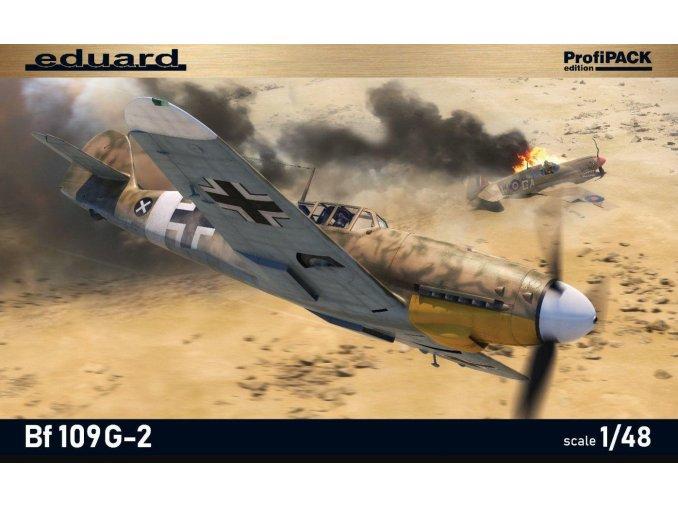 Eduard Bf 109G-2 1:48 82165