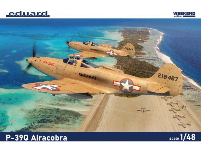 Eduard P-39Q Airacobra 1:48 8470