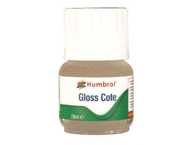 Humbrol Modelcote Glosscote - lesklý lak 28ml AC5501