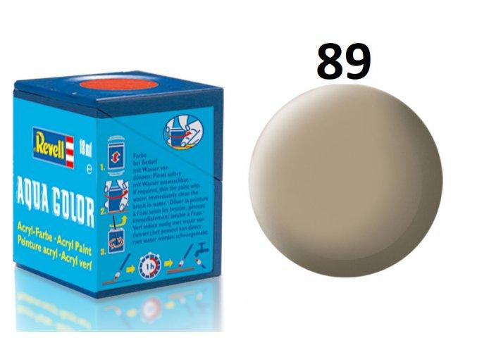 Revell barva akrylová - 36189: matná béžová (beige mat)