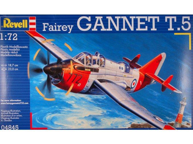 Revell letadlo Fairey Gannet T.5 1:72 04845