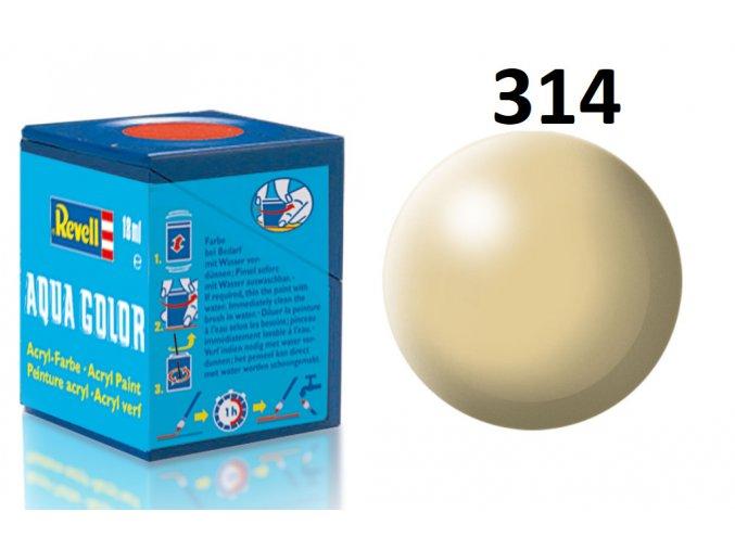 Revell barva akrylová - 36314: hedvábná béžová (beige silk)