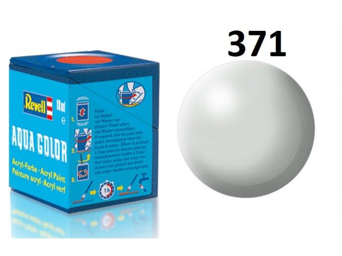 Revell barva akrylová - 36371: hedvábná světle šedá (light grey silk)