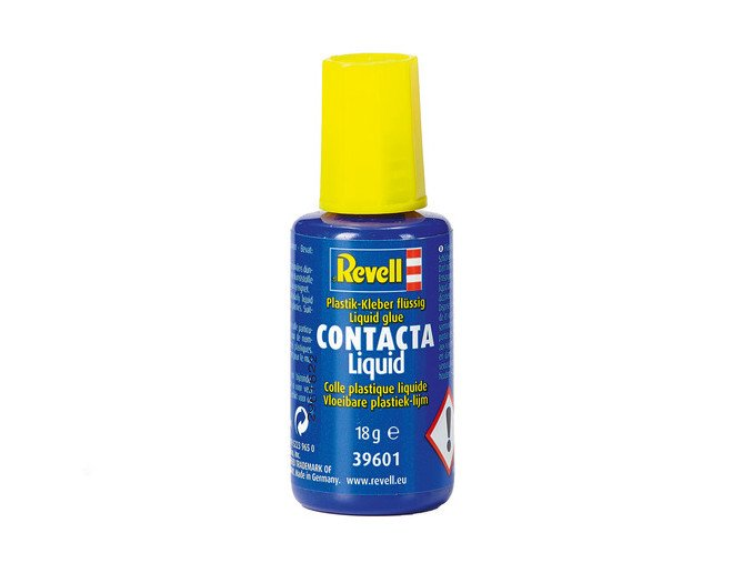 Revell lepidlo Contacta Liquid extra řídké 18g 39601