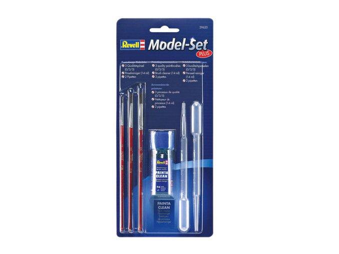 Revell sada pro povrchovou úpravu ModelSet Plus Painting 29620