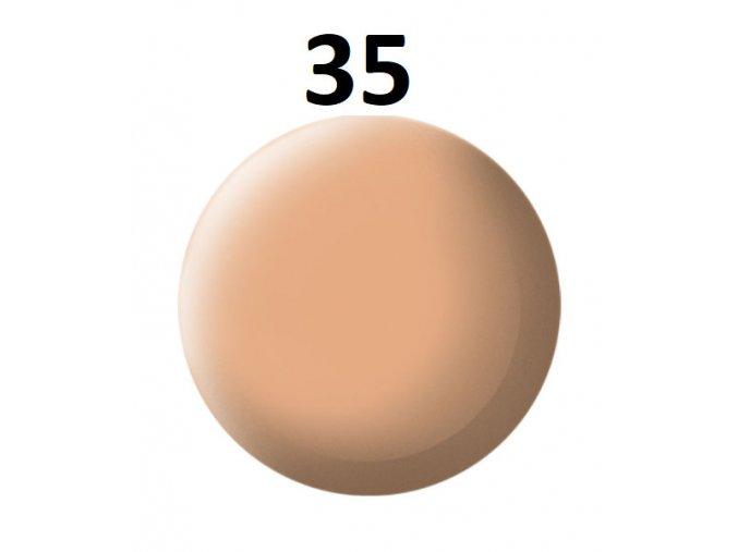 Revell barva (35) akrylová nebo emailová (flesh mat)