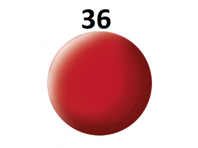 Revell barva (36) akrylová nebo emailová (carmine red mat)