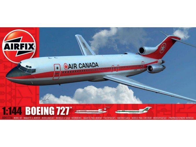 Airfix letadlo Boeing 727 1:144 A04177A
