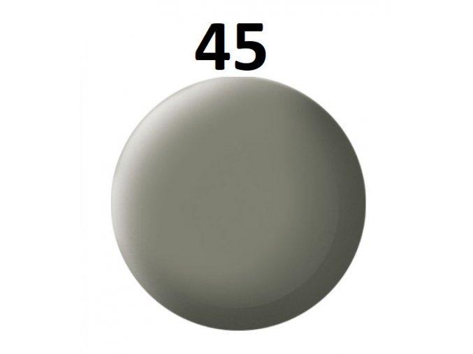 Revell barva (45) akrylová nebo emailová (light olive mat)