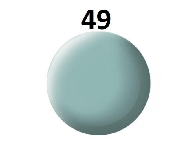 Revell barva (49) akrylová nebo emailová (light blue mat)