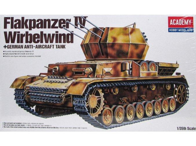 Academi tank Flakpanzer IV Wirbelwind 1:35 13236