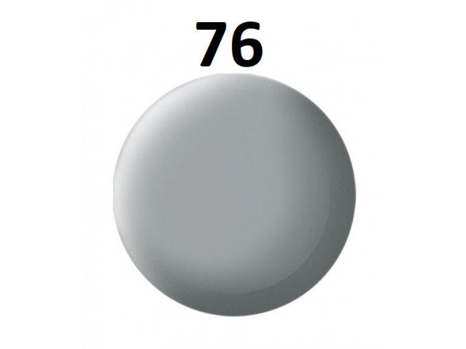 Revell barva (76) akrylová nebo emailová (light grey mat USAF)