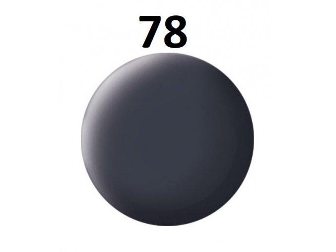 Revell barva (78) akrylová nebo emailová (tank grey mat)