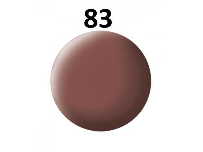 Revell barva (83) akrylová nebo emailová (rust mat)