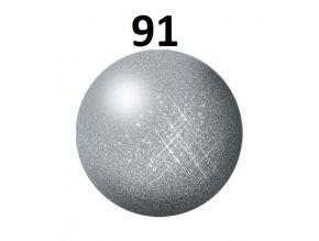Revell barva (91) akrylová, emailová nebo ve spreji (steel metallic)