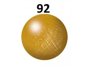 Revell barva (92) akrylová nebo emailová (brass metallic)
