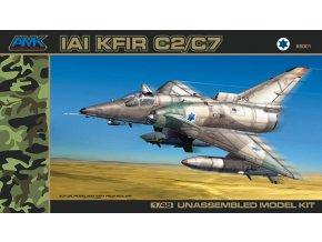 AMK letadlo AI Kfir C2/C7 1:48 88001