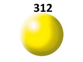 Revell barva (312) akrylová nebo emailová (luminous yellow silk)
