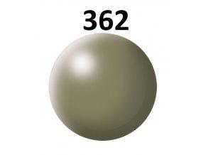 Revell barva (362) akrylová nebo emailová (greyish green silk)