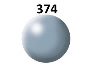 Revell barva (374) akrylová nebo emailová (grey silk)