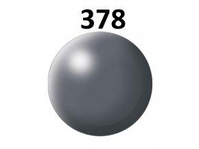 Revell barva (378) akrylová nebo emailová (dark grey silk)