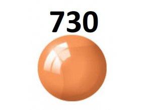Revell barva (730) akrylová nebo emailová (orange clear)