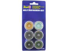 Revell sada barev Military Paint Set 32340